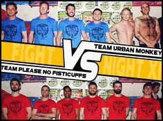 PleaseNoFisticuffs Vs Urban Monkey #WhiteCollarBoxing #claphamgrand #boxing #fight #clothing