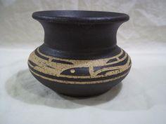 Charles Smith Vase _ Alabama Pottery Artist _ Signed & Dated 2004