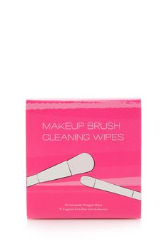 Makeup Brush Cleaning Wipes   Forever 21 - 1000131219