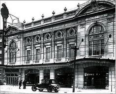 14. Rialto Theatre on Park Avenue near the corner of Bernard Street, Montreal, QC, about 1924