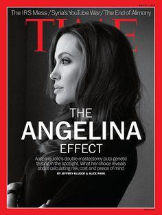 Time | Angelina Jolie