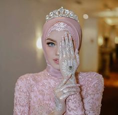 43 Ideas muslim bridal look wedding hijab