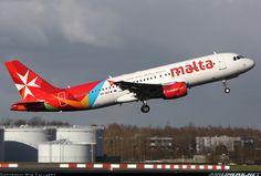 Air Malta 9H-AEK Airbus A320-211 aircraft picture