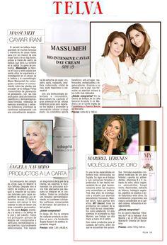 Revista Telva Agosto 2013