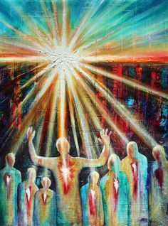 If you want to know what true worship feels like, this picture is a very good depiction ~ open your spirit and worship Jesus