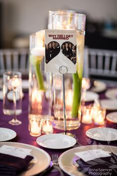 Photo: Anna & Spencer  Space: The Ballroom at Twelve- Atlanta, GA  Chairs: Sweet Seats-Atlanta, GA  Flowers/Decor: Ciao Bella Weddings