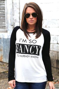I'm So Fancy, You Already Know