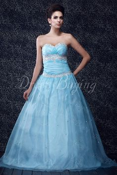 Brilliant A-Line Floor-Length Gown Dress Special Occasion Dresses
