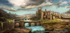 The Palace of Nuthor by nathie.deviantart.com on @deviantART