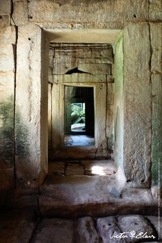 Angkor Collection - Inside Doors N°4