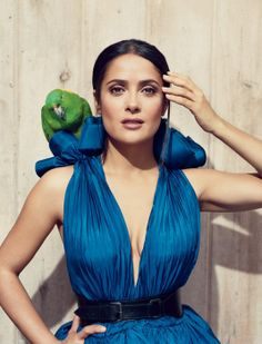 Salma Hayek by Norman Jean Roy (Vanity Fair Spain June Grace Kelly Films, Vanity Fair España, From Dusk Till Down, Salma Hayek Body, Telenovela Teresa, Norman Jean Roy, Salma Hayek Photos, Photo Portrait, Thing 1