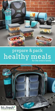 Healthy Diet Fulfill your 2017 resolutions. Keep your goals in mind and power through! Cheap Clean Eating, Clean Eating Diet, Healthy Crockpot Recipes, Healthy Eating Recipes, Meal Prep Bag, Meal Preparation, Smoothies, 21 Day Fix Diet, Camping Snacks