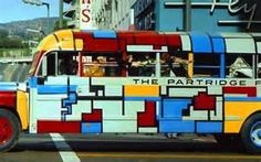 The Partridge Family bus...oh the memories!