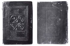The Earliest European Book that Survived Completely Intact in its Original Binding (Circa 650):  The St. Cuthbert Gospel of St. John, also known as the Stonyhurst Gospel, a pocket-sized (3.5 x 5 inch) 7th-century gospel book written in Latin which belonged to Saint Cuthbert of Lindisfarne, was discovered in 1104 when Cuthbert's tomb was opened so that his relics could be transferred to a new shrine behind the altar of Durham Cathedral. The manuscript had been placed in the tomb of Saint...