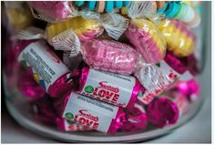 Get a present your employees or clients will love! We can supply you with retro sweets with your company name on your jar! See our collection on our website!