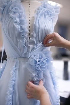 Frills and thrills from Ralph & Russo.