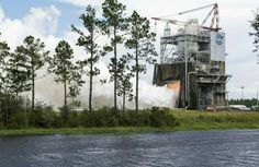 """NASA engineers closed a summer of successful hot fire testing Aug. 30 for flight controllers on RS-25 engines that will help power the new Space Launch System (SLS) rocket, being built to carry astronauts to deep-space destinations, including Mars. The space agency capped off summer testing with a 500-second hot fire of a fifth RS-25 engine flight controller unit on the A-1 Test Stand at Stennis Space Center near Bay St. Louis, Mississippi. The controller serves as the """"brain"""" of the engine…"""