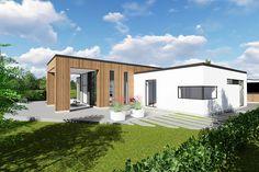 Støvring Kronhjorten 3 - m2plus - arkitekttegnet - villa - funkis - lavenergi