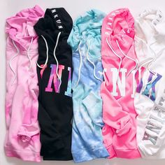 New Crossover Tunic! Swipe to shop every happy & bright color. Victoria Secret Outfits, Victoria Secret Rosa, Victoria Secrets, Victorias Secret Clothes, Teen Fashion Outfits, Pink Outfits, Cute Outfits, Ladies Fashion, Vs Pink Outfit