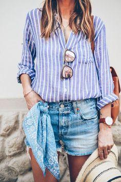 minimalist fashion, capsule wardrobe, california style, neutrals, denim, summer, parisian style
