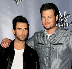 "Adam Levine Jokes About ""Sexual Problems"" With Blake Shelton - Us Weekly"