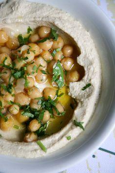 Jerusalem Hummus by Penny De Los Santos