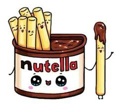 Nutella hmmmmmmm ik krijg honger nadat ik dit heb gezien hmm i want to eat now i. - Nutella hmmmmmmm ik krijg honger nadat ik dit heb gezien hmm i want to eat now i sie dis – # - Kawaii Girl Drawings, Cute Food Drawings, Cute Little Drawings, Cute Animal Drawings, Disney Drawings, Cartoon Drawings, Drawing Disney, 365 Kawaii, Arte Do Kawaii