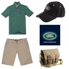Land Rover Gear Available from: www.landroverlifestyle.co.za