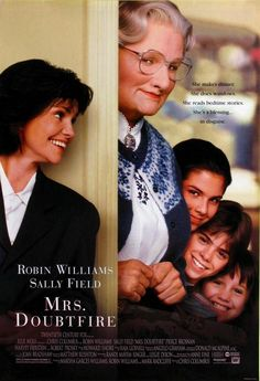 Ver Señora Doubtfire, papá de por vida (1993) Película OnLine