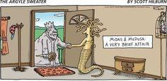 Greek mythology humor :)