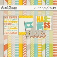 You Are My Happy by Shawna Clingerman