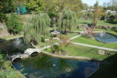 sunken gardens | Sunken Gardens | Huntington County Visitors Bureau