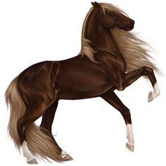 Becky, cavalo de passeio Puro sangue inglês Lazão #1345549 - Howrse