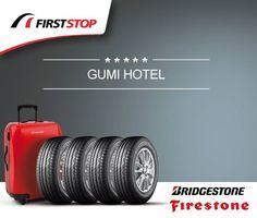 Cserélje le a téli gumikat nyárira! Hagyja nálunk téli gumijait a biztonságos Gumihotelben akár 1 Ft-ért! www.firststop.hu