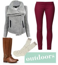 College Gloss: 4 Outfits to Pack for Thanksgiving Break