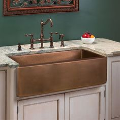 I love me some apron sinks