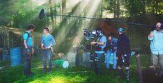 Filming The Maze Runner <-- ASDFGHJKL!!!!!!!!!!!!!!!!!!!!!!!!!!!!!!!!!!!!!!!!!