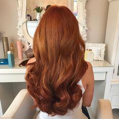 Hair Color Auburn, Auburn Hair, Red Hair Color, Red Hair Inspo, Ginger Hair Color, Aesthetic Hair, Balayage Hair, Gorgeous Hair, Hair Looks
