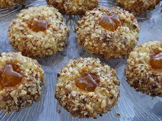 Kipróbált és bevált recept: Ujjlenyomat süti (Thumbprint cookie)