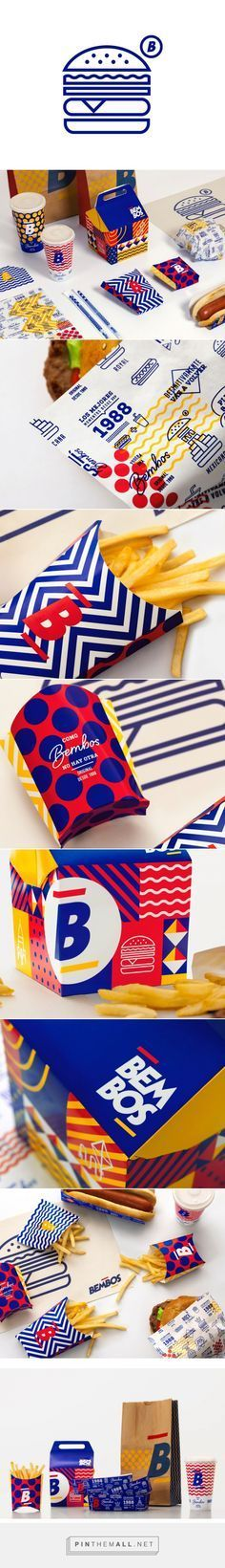 Yummy popular Bembos. packaging PD