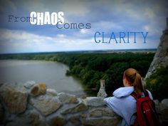 From Chaos Comes Clarity