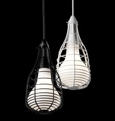 Lightbulbs and wire, how can you go wrong??