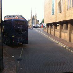 #Bus depot :) #Peterborough #LibDems #LiberalDemocrats #Cambridgeshire #DarrenFower #CllrFower #FOCUSTeam