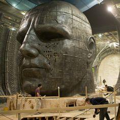 Prometheus (2012). Ridley Scott Cinematography: Dariusz Wolski #sablefilms #oscars #behindthescenes