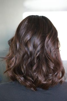 Hair Extensions, Chocolate brown hair color @knrstyling