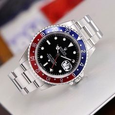 Rolex GMT Master 👉Don't forget to follow us !!!👈 ⏰⌚️⌚️👉👉@watchsmugglers👈👈⌚️⌚️⏰ via: @rolexdiver #watchsmugglers #watches #watch #time #timeismoney #instawatch #watchporn #dailywatch #lovewatches #dope #watchaddict #patekphilippe #rolex #tissot #hublot #breitling #longines #cartier #follow #f4f #followme #followforfollow #follow4follow #followalways #followback #follower #following #likeforlike #like4like #s4s - retro watches, expensive mens watches, swiss watch brands *ad