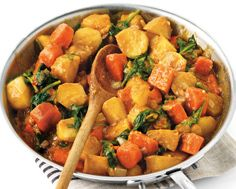 Root Vegetable Curry