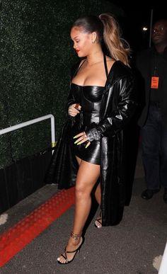 December 21: Rihanna out in LA
