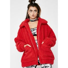 I AM GIA Pixie Coat ($120) ❤ liked on Polyvore featuring outerwear, coats, red coat, letterman jacket, college jacket, varsity bomber jacket and red varsity jacket
