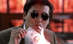 Chow Yun Fat in 'A Better Tomorrow' [Credit: Fortune Star]